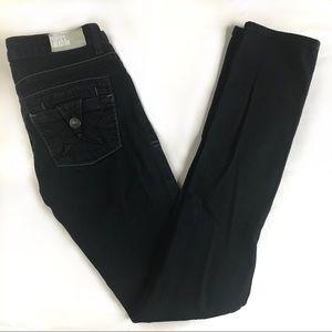 People's Liberation Tanya Black Skinny Jeans